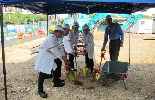 Givaudan breaks ground on new encapsulation center in Singapore.