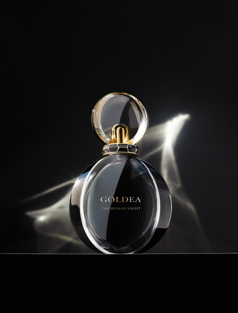 Bulgari's Goldea The Roman Night fragrance.