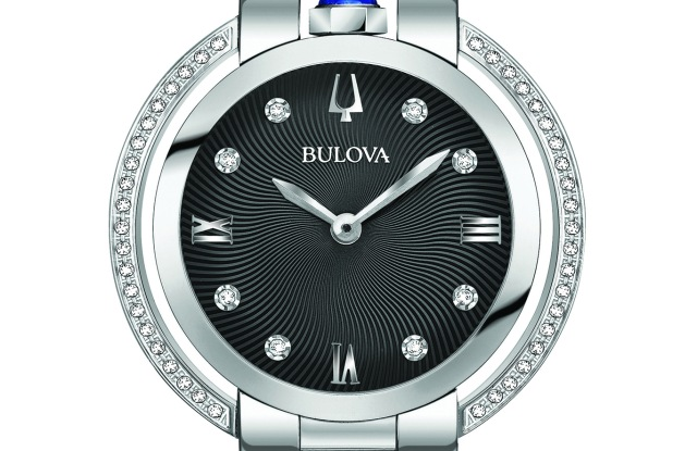 A look from Bulova.