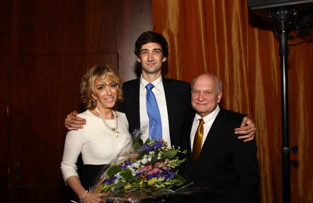 Karen Murray, Michael Murray and Dr. Duke Cameron