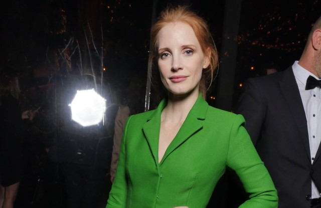 Jessica Chastain at the 2017 Cannes Film Festival
