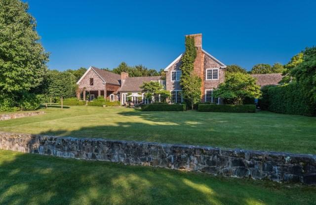 Matt Lauer's house.