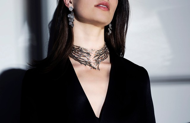 Jewelry from Michael Aram.