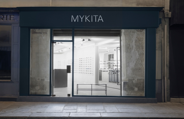 Mykita's new Paris store