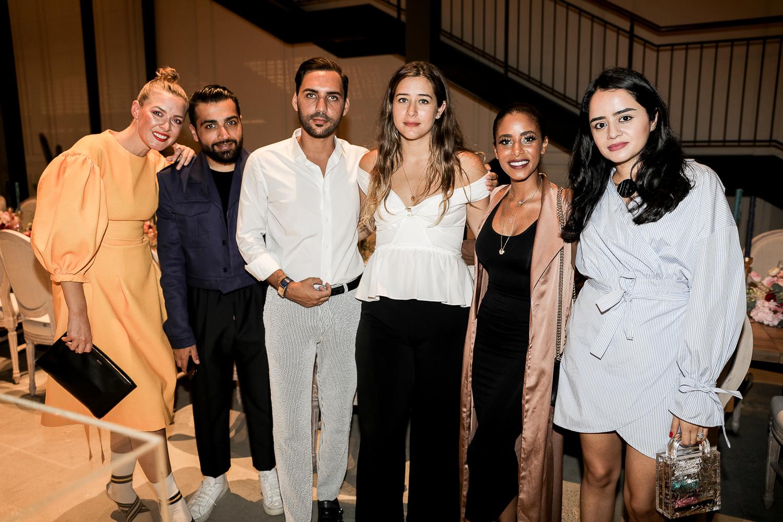 The Modist Fetes Malone Souliers in Dubai