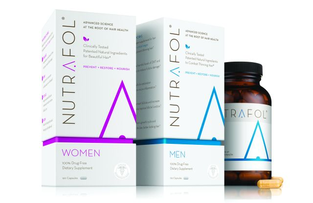 Nutrafol has versions for men and women.