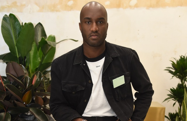 Off-White designer Virgil Abloh