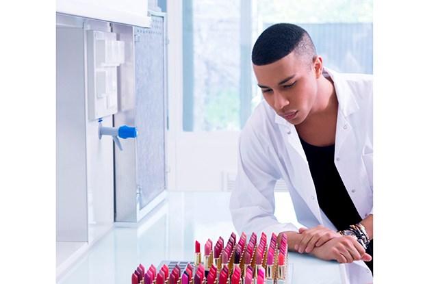 Olivier Rousteing L'Oréal Paris
