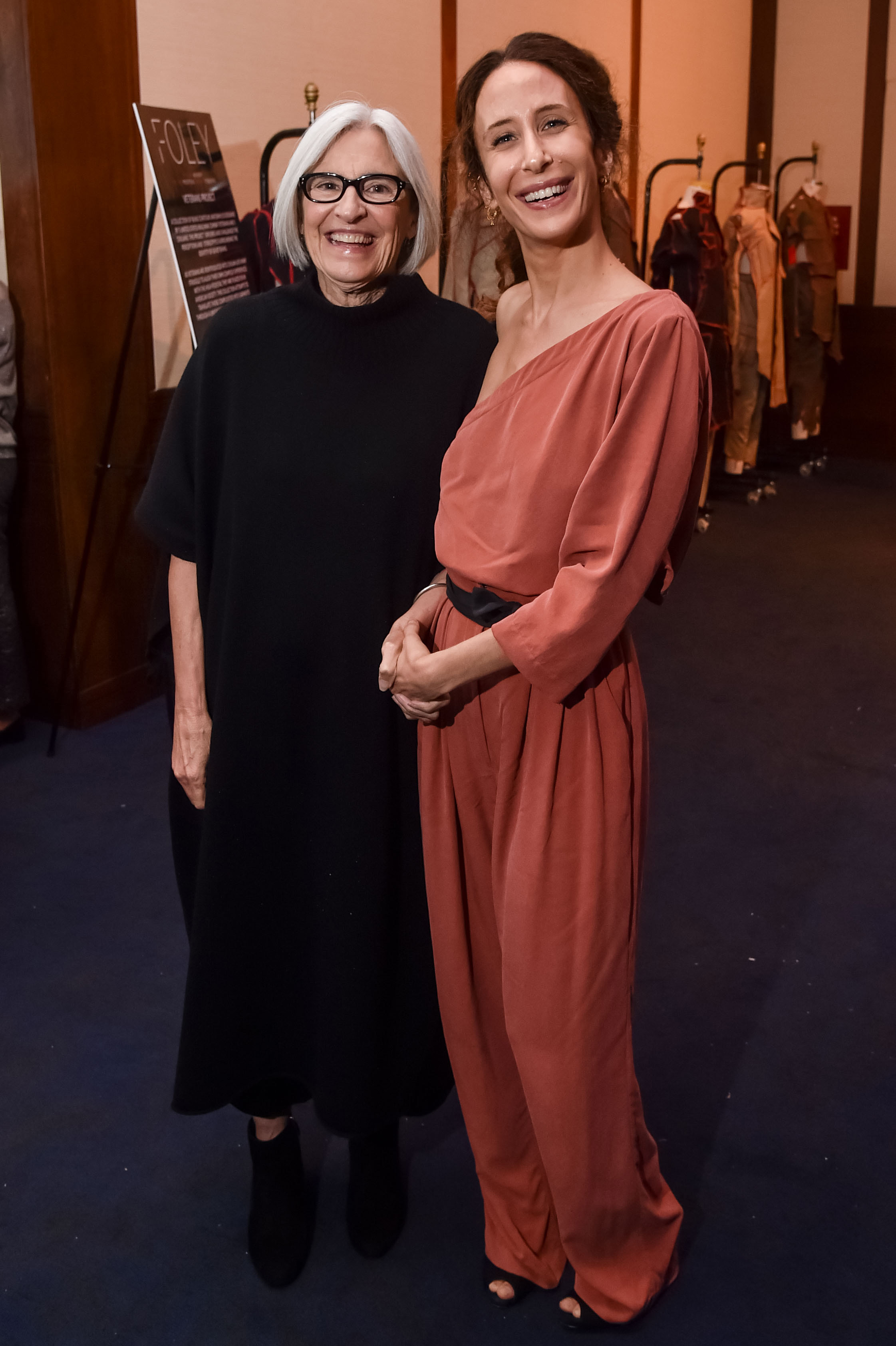 Eileen Fisher, Mara Hoffman69th Parsons School of Design Benefit, Inside, New York, USA - 22 May 2017