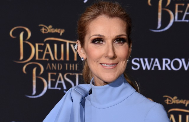 Celine Dion'Beauty And The Beast' film premiere, Los Angeles, USA - 02 Mar 2017