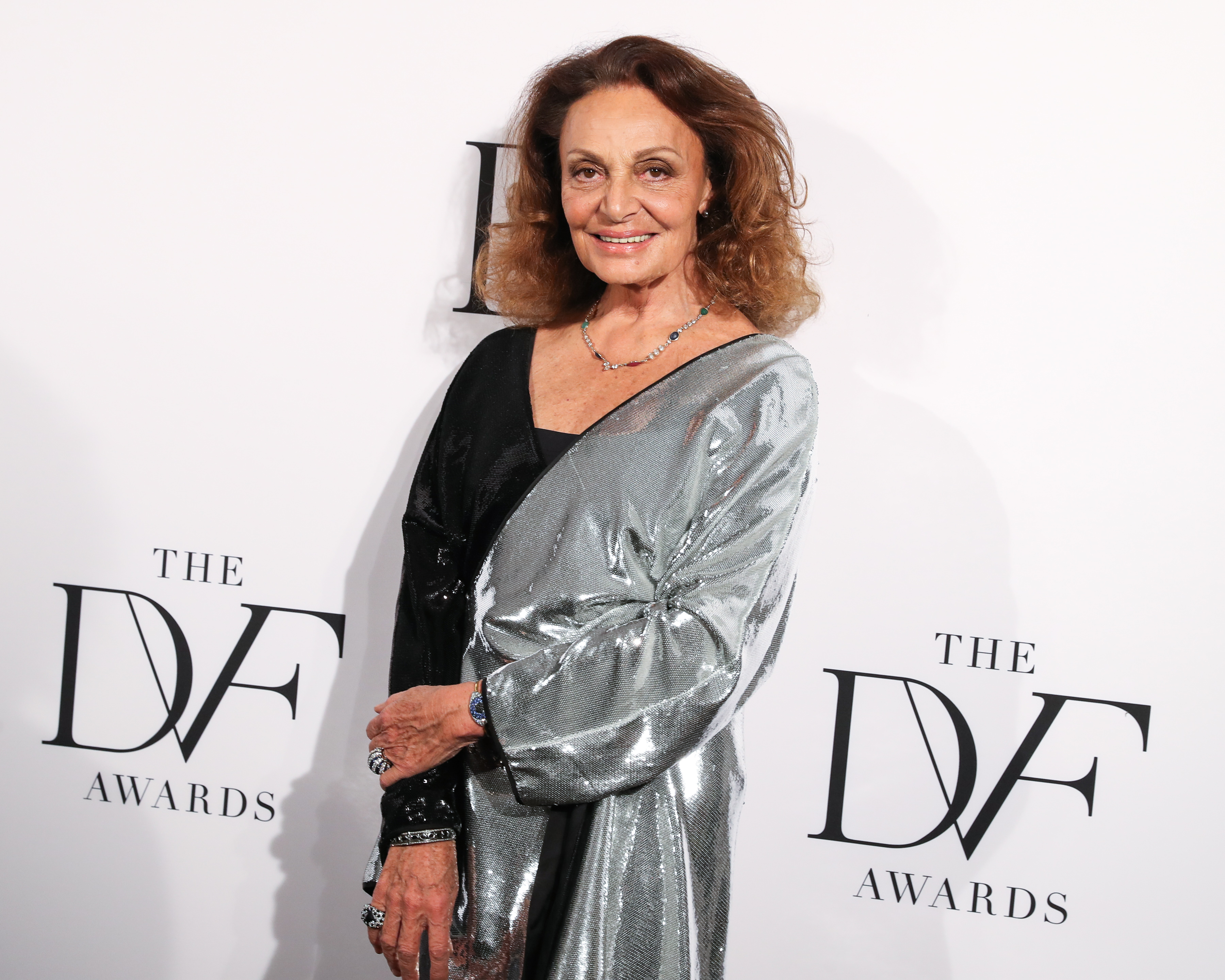 Diane von Furstenberg8th Annual DVF Awards, Show, New York, USA - 06 Apr 2017