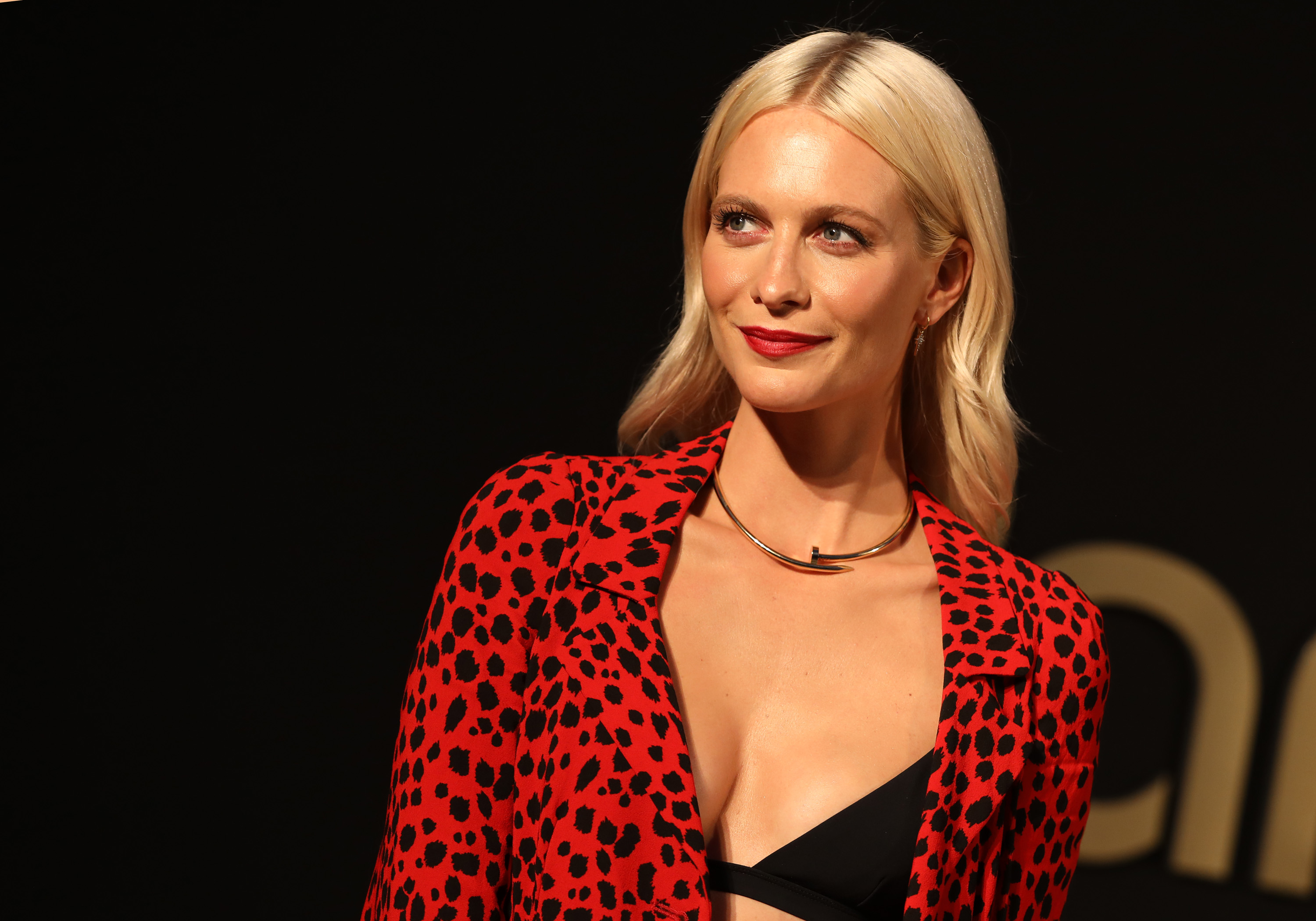 Poppy Delevingne'Panthere de Cartier' watch launch, Arrivals, Los Angeles, USA - 05 May 2017