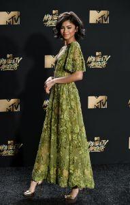ZendayaMTV Movie & TV Awards, Arrivals, Los Angeles, USA - 07 May 2017