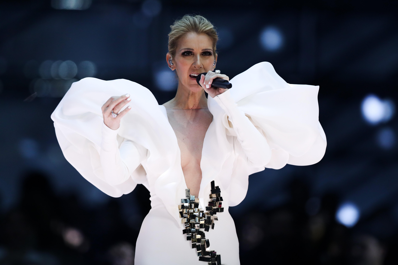 Celine Dion Billboard Music Awards, Show, Las Vegas, USA - 21 May 2017