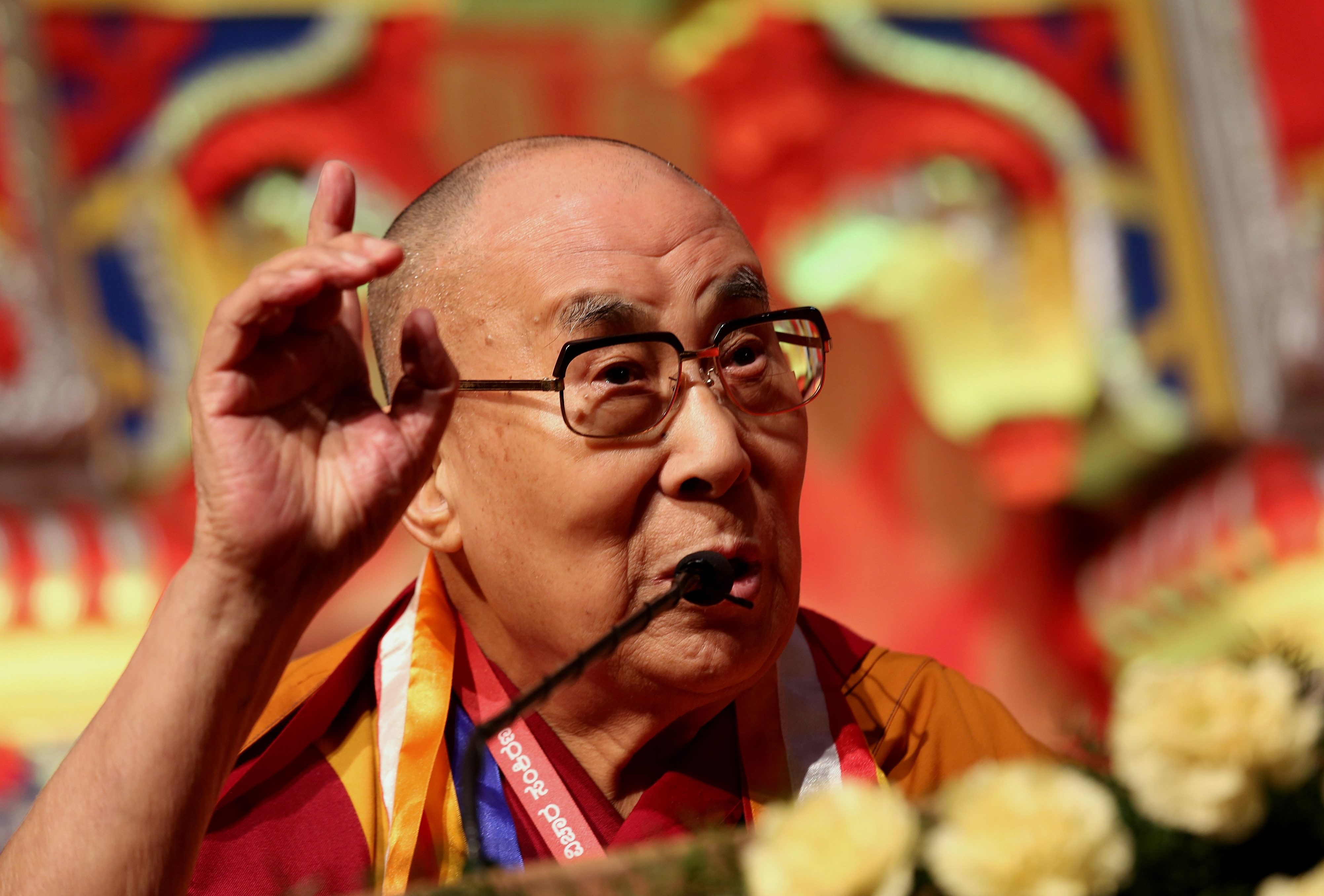 The Dalai Lama is a persona non-grata as far as Beijing is concerned.