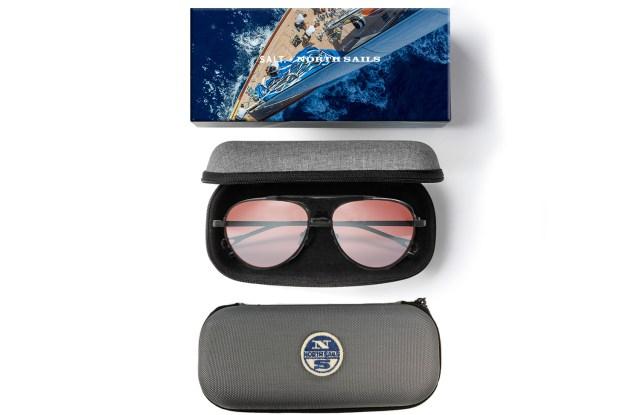 SALT.+North Sails Case Frame Box