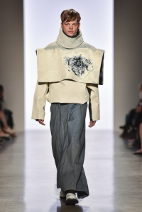 Pratt Honors Laura Kim and Fernando Garcia at Graduate Fashion Show