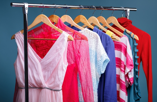 Sales of women's apparel did well in Q1.