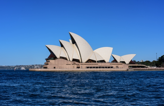 Dion Lee will design the new uniforms for the staff of the Sydney Opera House