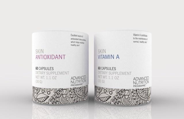 Skin Antioxidant and Skin Vitamin A