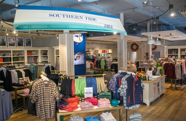 A Southern Tide store.