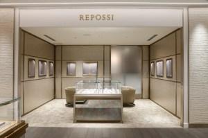 The Repossi shop at The Vault