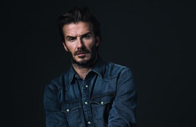 David Beckham for Tudor.
