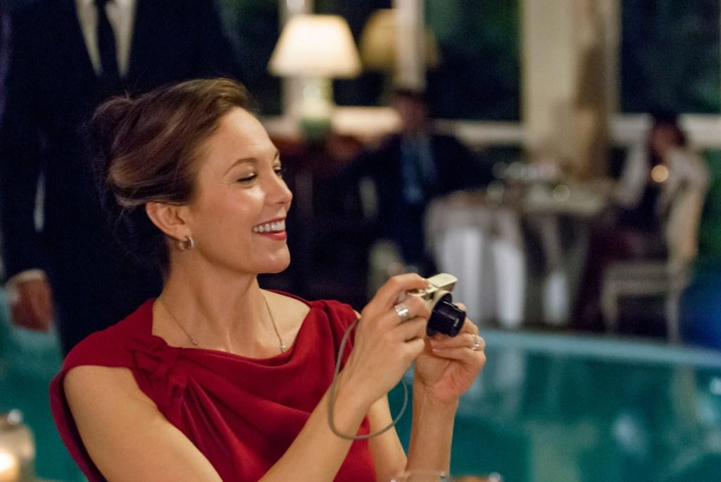 """Diane Lane in """"Paris Can Wait"""""""