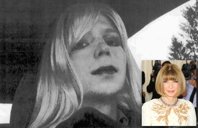Chelsea Manning to be featured in Vogue