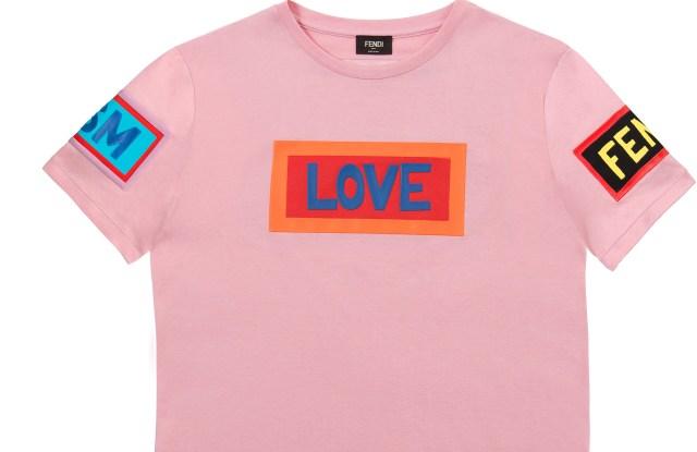 Fendi Dover Street Market T-shirt