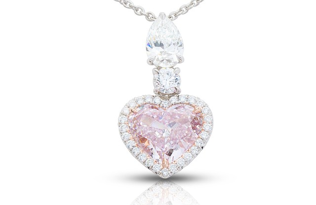 A diamond offering from White Pine Trading.