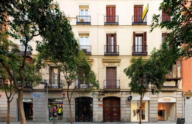 16 Calle Fuencarra, where COS will open a flagship.