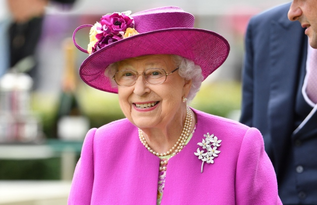 Queen Elizabeth IIRoyal Ascot, Day Five, UK - 24 Jun 2017
