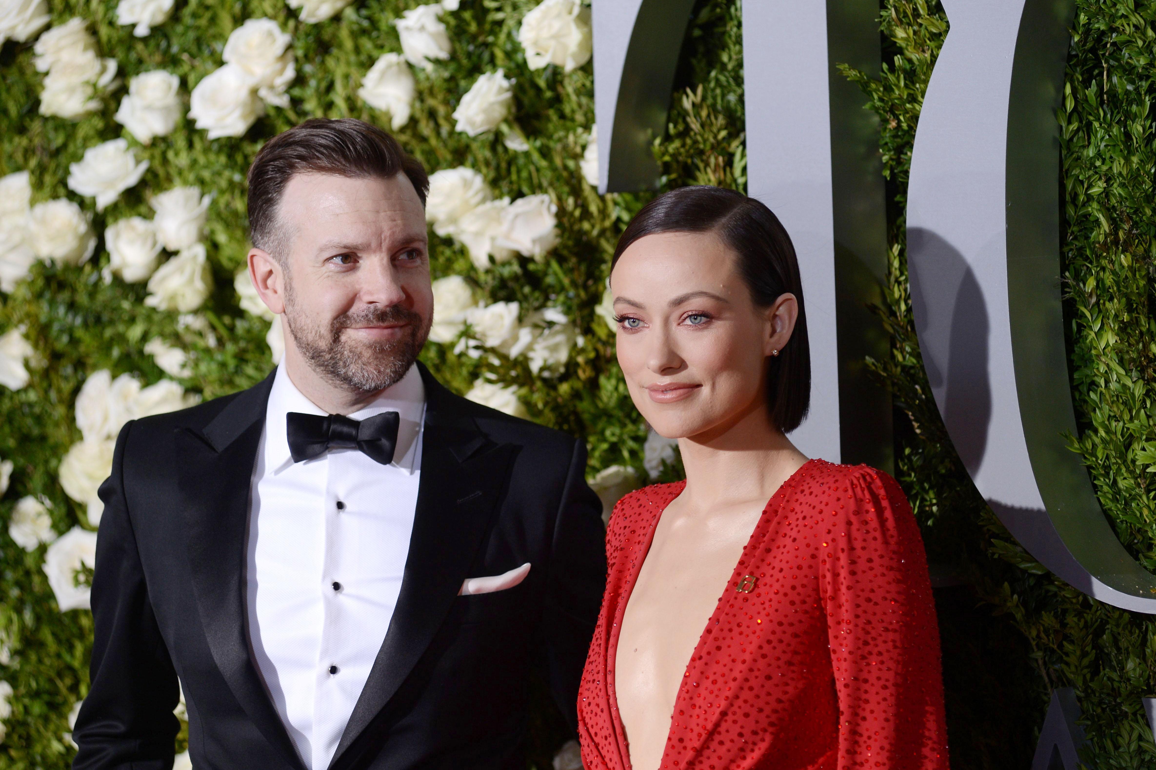 Jason Sudeikis and Olivia Wilde71st Annual Tony Awards, Arrivals, New York, USA - 11 Jun 2017