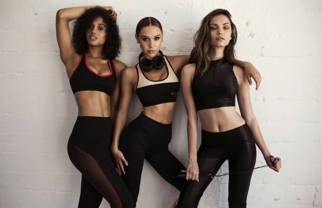 Looks from Alexis Ren's Ren Active line