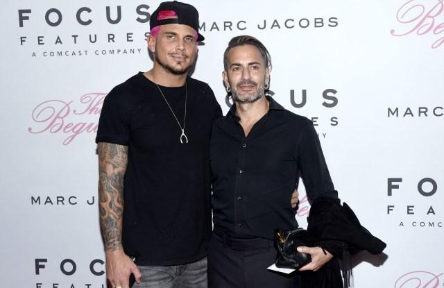 Char DeFrancesco, Marc Jacobs'The Beguiled' film premiere, Arrivals, New York, USA - 22 Jun 2017