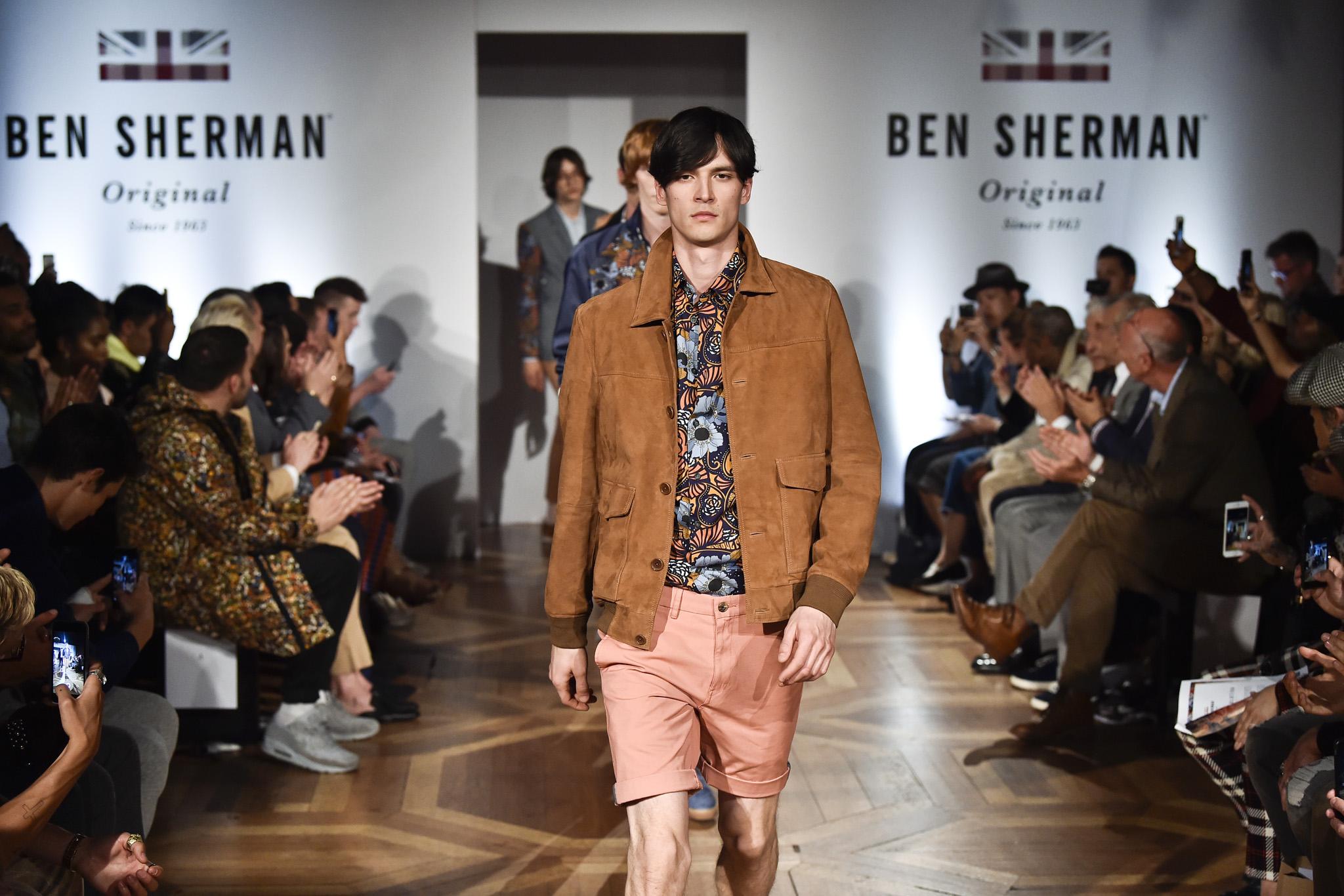 Ben Sherman Men's Spring 2018