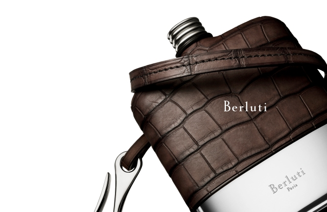 An image from Berluti's fall advertising campaign.