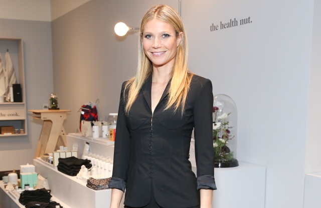 Gwyneth Paltrow at a previous goop event
