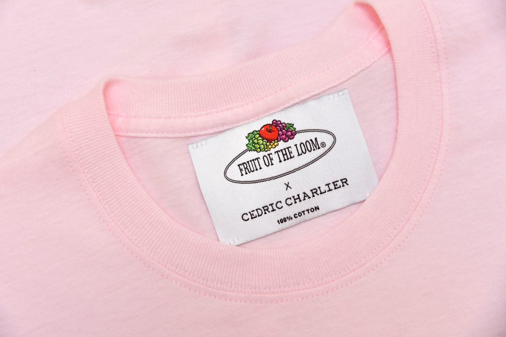 Cédric Charlier x Fruit of the Loom