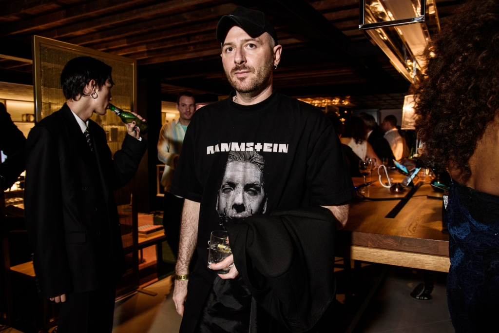 Demna Gvasalia CFDA Awards 2017 After Party at Samsung 837