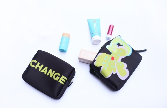 ChangeSuncare bag