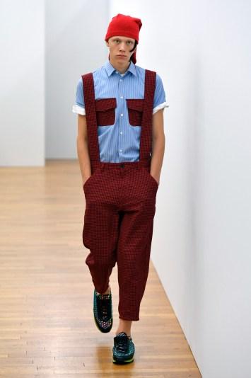 Comme des Garçons Shirt Men's Spring 2018