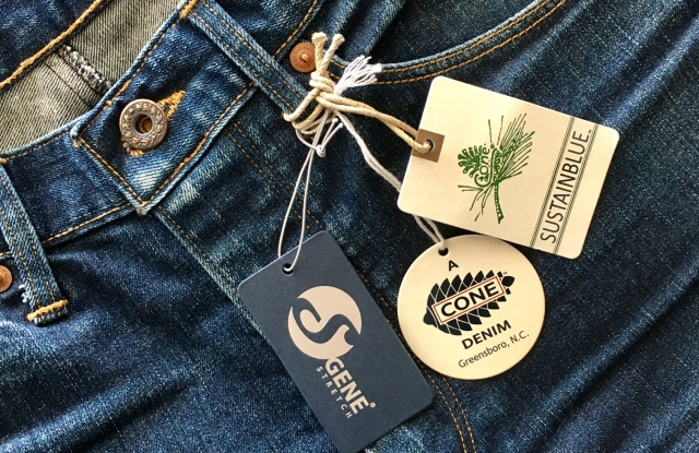 Photo courtesy of Cone Denim.