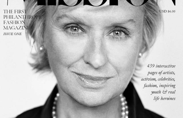 Mission's debut issue is all about women's empowerment.