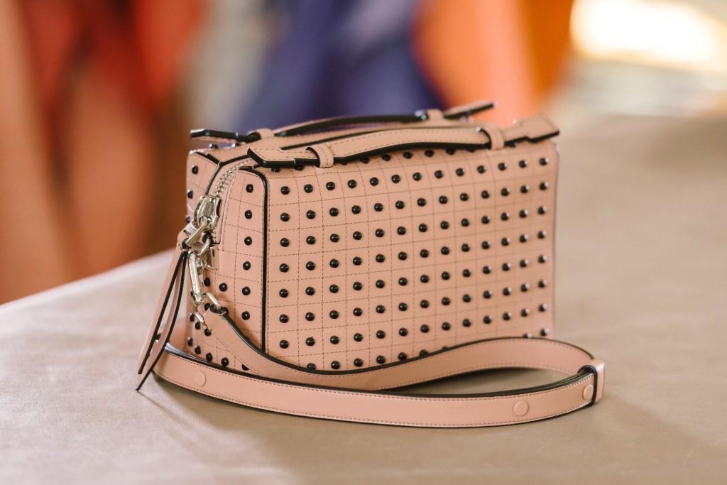 #ChiaraLovesTods Gommino Bag.