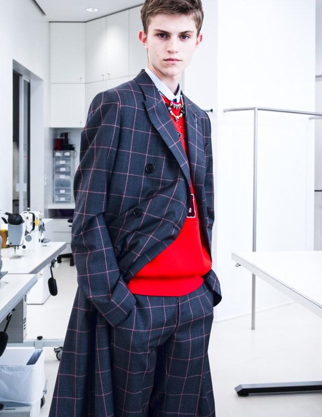 Dior Homme Spring 2018