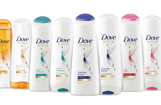 Dove Nutritive Solutions