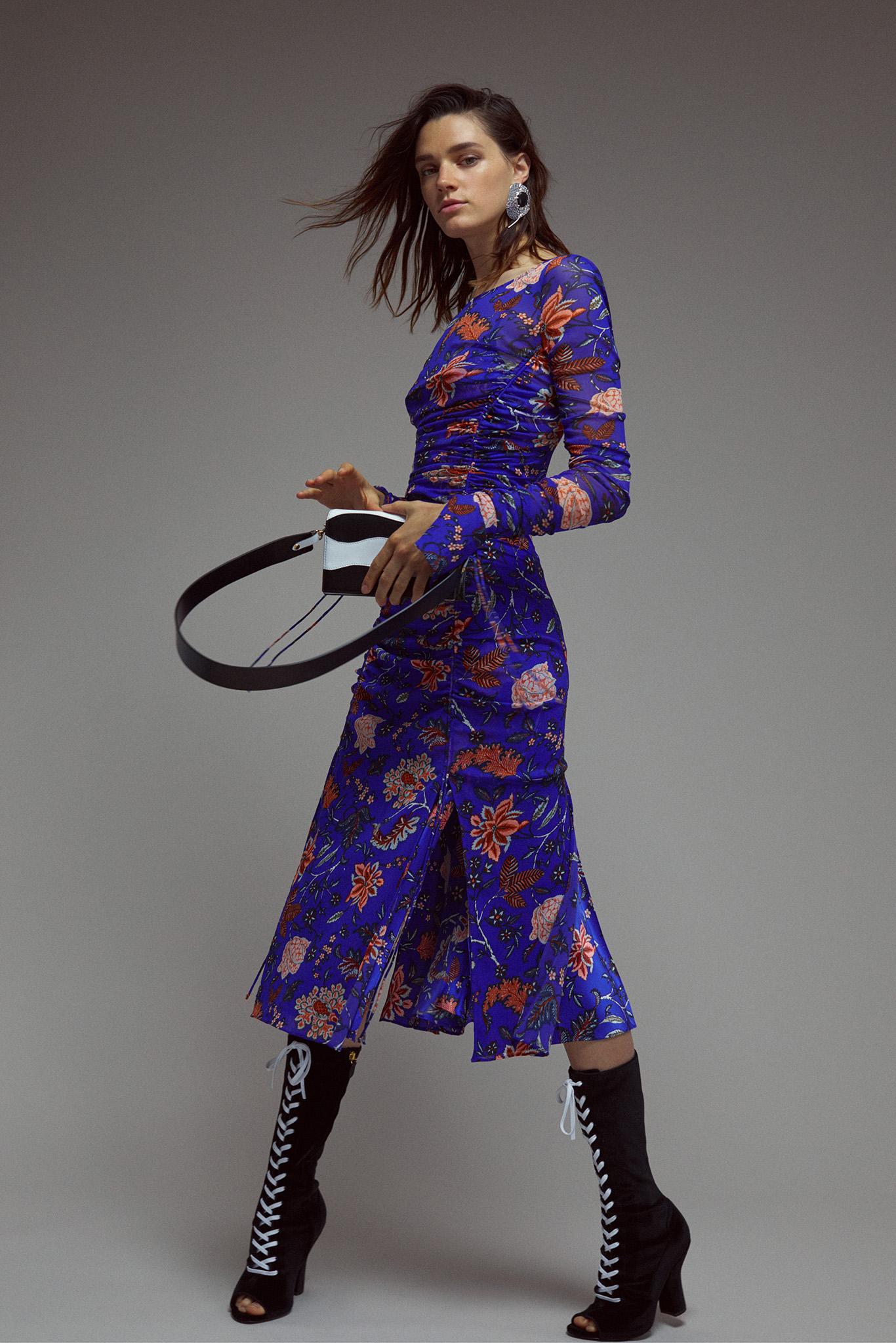 Diane von Furstenberg Resort 2018