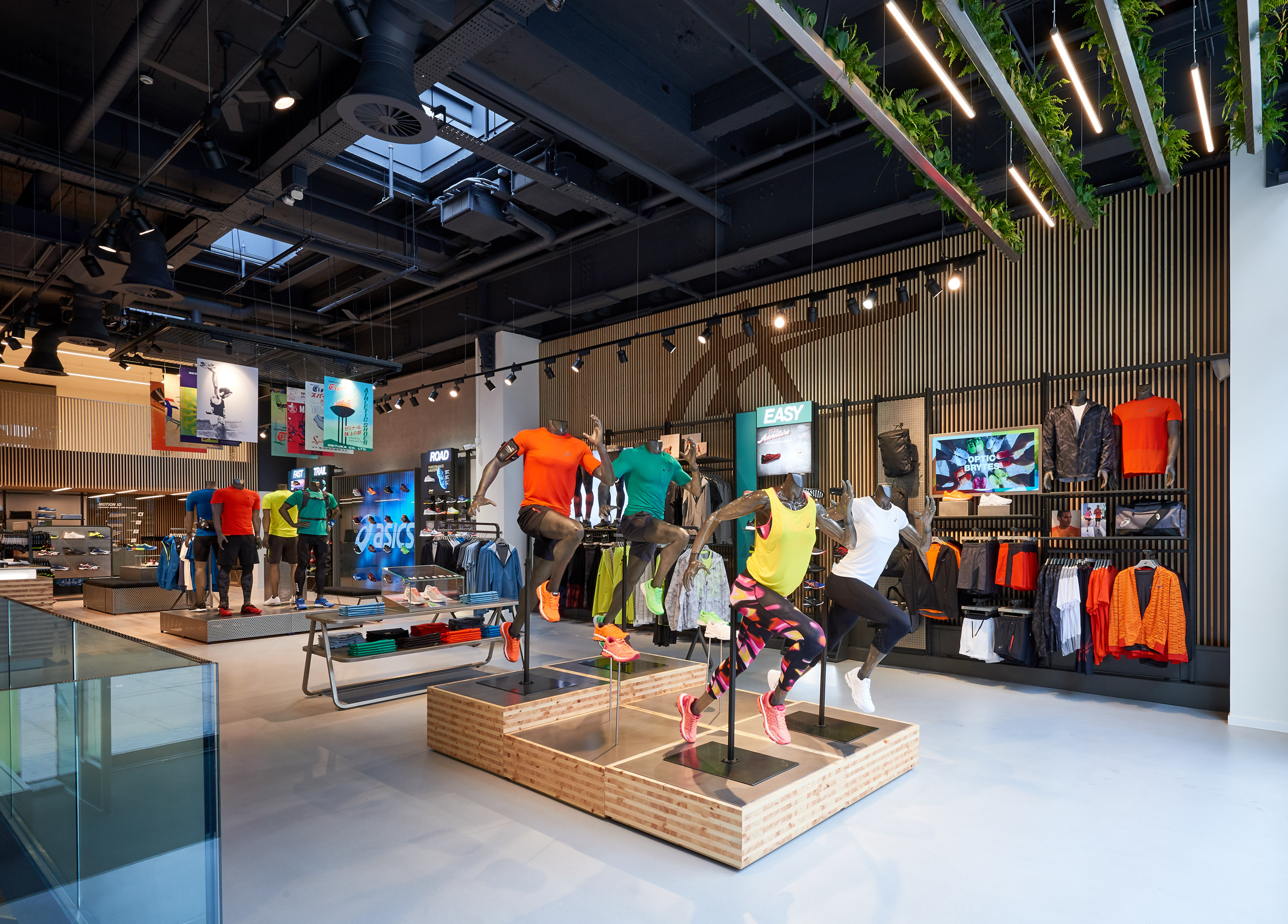Experience Matters: The Asics Store in